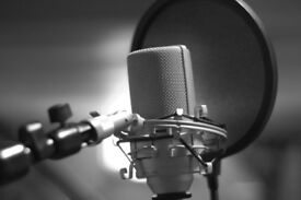 Recording Studio Located in North London Taking Bookings. [Only £10/hour!!]