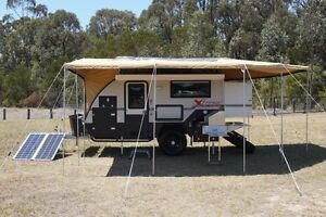 NEW 2016 EXTREME OFF ROAD CARAVAN 4 BIRTH. Milperra Bankstown Area Preview
