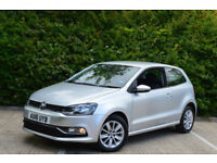 Volkswagen Polo 1.2 TSI ( 90ps ) ( BMT ) ( s/s ) DSG 2016MY SE