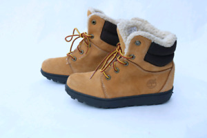 Timberland Kids Moose Mountain 6 inch boots