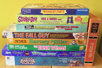 Lot of 9 vintage board games - 1950s to 1970s