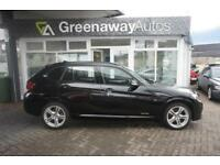 2014 BMW X1 XDRIVE18D M SPORT FULL LEATHER NICE MILES ESTATE DIESEL