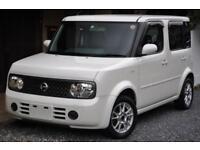 Nissan Cube direct Japan Import supplied fully UK reg.