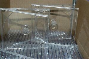 50 Standard plastic CD / DVD / CD ROM Jewel Cases Gatineau Ottawa / Gatineau Area image 3