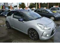 Citroen DS3 Cabrio 1.6 THP 2013 DSport CONVERTABLE ULEZ COMPLIANCE ONE OWNER
