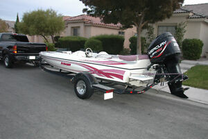 Powerful Water ski and Sports Boat