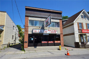 Apartment AND Retail - Fully rented, EASY INVESTMENT in OTTAWA!