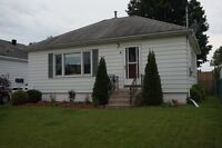 Great 2 Bedroom home in quite area. Backing onto park.