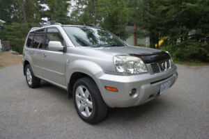 2006 Nissan X Trail Limited Edition