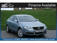 2008 Volkswagen Passat 1.9 Highline TDI 4dr 4 door Saloon