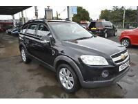 Chevrolet Captiva 2.0VCDi 2009 ( 148bhp ) LTX AUTOMATIC 7 SEATER LEATHER INT