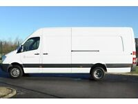 Cheap Removals Services £15ph Man and Van Hire Services