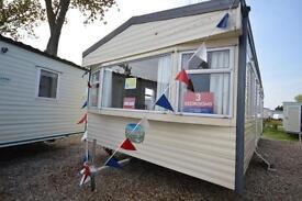 Static Caravan Steeple, Southminster Essex 3 Bedrooms 8 Berth Cosalt Baysdale
