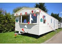 Static Caravan Steeple, Southminster Essex 3 Bedrooms 0 Berth ABI Horizon 2011