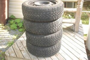 205/55/R16 winter tires