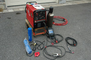 Lincoln TIG 175 Pro Welder with Accessories