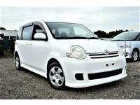 FRESH IMPORT LATE 2009 TOYOTA SIENTA 1.5 AUTOMATIC 7 SEATER WHITE