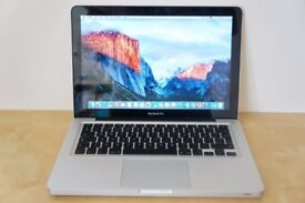 APPLE MACBOOK PRO (mid 2012) - very good condition -core i7-2.9GHz/8GB/750GB