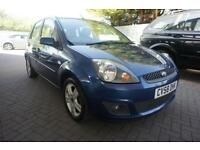 2008 FORD FIESTA ZETEC CLIMATE TDCI LOW RUNNING COSTS HATCHBACK DIESEL