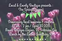 Local & Lovely - one stop shopping event