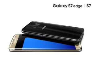 SAMSUNG S7 EDGE  FOR SALE ☆ UNLOCKED ☆ WARRANTY ☆ ACCESSORIES