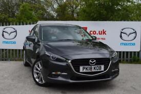 2018 MAZDA 3 2.0 Sport Nav 5dr [Leather]