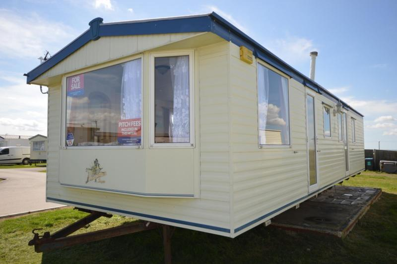 Static Caravan Isle of Sheppey Kent 2 Bedrooms 6 Berth Atlas Moonstone 2003