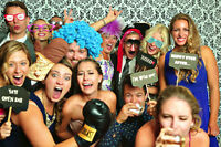 $340 Photo Booth - Unlimited Printing