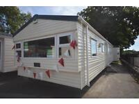 Static Caravan Hastings Sussex 2 Bedrooms 6 Berth Delta Radiant 2013 Beauport