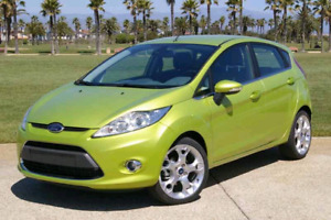 2011 Ford Fiesta Only 115Kms Loaded Runs Great