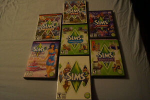 Sims 3 with Expansion Packs
