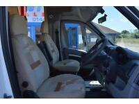 2009 ACE SIENA 35 MULTIJET 2.3 DIESEL 2 BERTH 2 BELTED TRAVELLING SEATS 6 SPEED