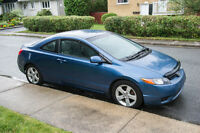 2006 Honda Civic coupé $3200