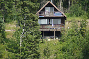 NEW PRICE- Lake Front Paradise only 35 mins from Quesnel