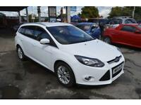 Ford Focus 1.6TDCi ( 115ps ) 2014MY Titanium SAT NAV ONE OWNER FROM NEW