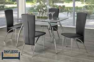 NEW ★ Dinette sets ★ 5 / 3 Pcs ★ Can Deliver Cambridge Kitchener Area image 5