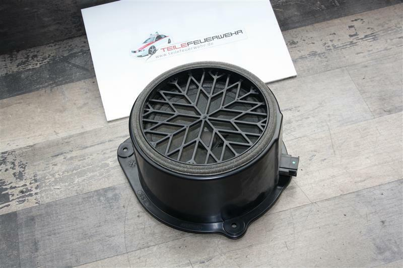 Audi A6 S6 RS6 C6 4F Q7 4L Speaker Woofer Box 4F0035415 Speaker Rear