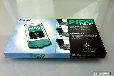 Posten: 1000 x Pico Card - Bluetooth PCMCIA Karte für die ältere Notebooks, NEU