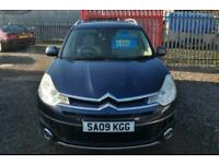 CITROEN C-CROSSER 2.2HDi EXCLUSIVE LOVLEY HISTORY 7 SEATER LEATHER 42MPG 4X4