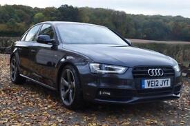 Audi A4 2.0TDI ( 143ps ) Multitronic 2013MY Black Edition (**SOLD**)