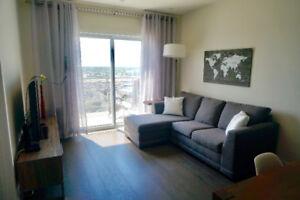 Condo/Appartement à louer 3 1/2 - Urbania Laval - semi-meublé