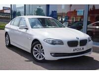 2013 BMW 5 SERIES 520d SE Step Auto GBP30 TAX, NAV, LEATHER, DAB and XENONS