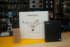 DJI Phantom 3 Professional (Clearance.), Phantom 4 back in stock