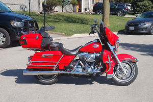 2006 Harley Davidson FLH Ultra Classic
