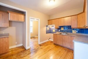 NDG;LARGE 1ST FLOOR APPARTMENT, BRIGHT AND SPACIOUS, 3 BEDROOM