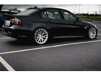 18 inch BMW VMR CSL 3SDM Alloy Wheels with Tyres - Staggered - Concave - E46 E90 E92 M3