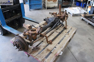 Dana 60 3.54 Front Axle from 1996 Dodge Ram 2500 Cummins Diesel