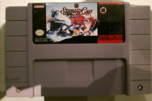 Stanley Cup Snes