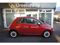 2013 FIAT 500 COLOUR THERAPY LOVELY LOOKING CAR HATCHBACK PETROL