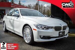 BMW 3 Series 4dr Sdn 328i xDrive  2015